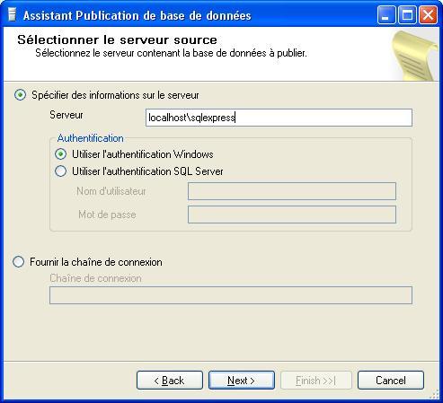 Copie Et Generation Des Scripts D Une Base De Donnees Microsoft Sql